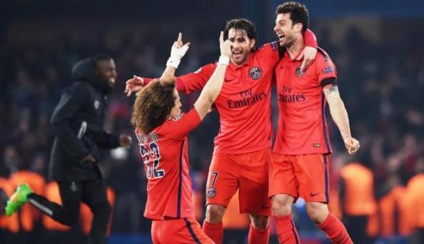 Hasil Pertandingan Liga Champions 12 Maret 2015