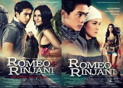 Sinopsis Film Terbaru Romeo Rinjani Drama Bioskop Indonesia