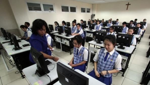 Kunci-Jawaban-UN-SMP-Ditemukan-di-SMPN-1-Medan