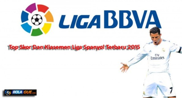 top-skor-dan-klasemen-liga-spanyol-terbaru-2015